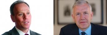 Guy Stern (links) und David Bint, Manager des Standard Life Global Absolute Return Strategies