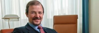 Stephan Albrech, Vorstand der Albrech & Cie. Vermögensverwaltung AG