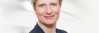 Kirsten Müller, Leiterin Kompetenzfeld Recht & Compliance