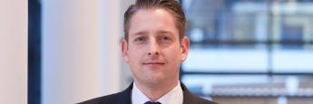 Matthias Laier, neuer Bereichsvorstand für Hochschul-Aktivitäten bei MLP