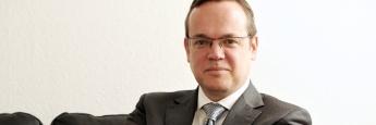 AfW-Vorstand Frank Rottenbacher