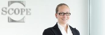 Sonja Knorr, Analystin bei Scope in Berlin