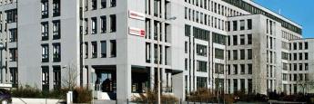 Unternehmenssitz der Ergo Direkt in Nürnberg