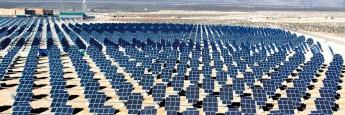 Photovoltaik-Anlagen haben in China, Deutschland und Japan den größten Leistungsumfang