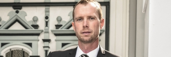 Jörg Wiechmann, Geschäftsführer des Itzehoer Aktien-Clubs (IAC)