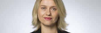 Béatrice Verger, Investmentexpertin für nachhaltige Geldanlagen bei BNP Paribas Investment Partners