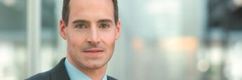 Tim Albrecht, Manager des DWS Deutschland