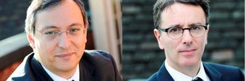 Philippe Uzan (l.) und Pierre Nebout (r.), Experten von Edmond de Rothschild Asset Management