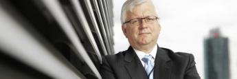 Jörg von Fürstenwerth, Vorsitzender der GDV-Geschäftsführung