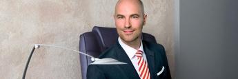 Oliver Lang, Vorstand der BCA AG aus Oberursel