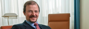 Stephan Albrech, Vorstand der Albrech & Cie. Vermögensverwaltung