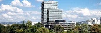 Debeka-Hauptverwaltung: Der Versicherer bildet zusammen mit Barmenia, Gothaer, Huk-Coburg und Stuttgarter ein bAV-Konsortium
