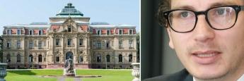 BGH-Gebäude, Rechtsanwalt Sebastian Stachowiak