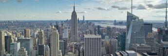 Wolkenkratzer in New York: Abgesehen von privaten Baukrediten sind nach der Finanzkrise viele Anlagechancen im Bereich gewerblicher Darlehen entstanden