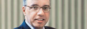 Volker Priebe, Vorstand des Lebensversicherungs-Anbieters von Allianz Leben