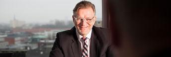 Thomas Böcher, Geschäftsführer der Hamburger Paribus-Gruppe
