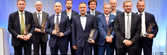 Gebhardt, Bezalel, Flossbach & Co.: Die Sauren Golden Awards 2017 in Bildern
