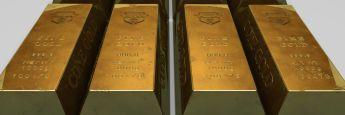 Goldbarren: Die von Gold-ETFs gehaltene Menge des Edelmetalls kletterte im September auf 2.357 Tonnen.