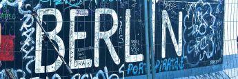 Grafitti in Berlin: Die deutsche Hauptstadt ist zurzeit der gefragteste Fintech-Standort hierzulande.