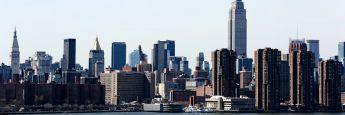 Skyline von New York: Der neue Aktienfonds von Chahine Capital legt in den Vereinigten Staaten an.