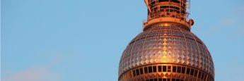 Fernsehturm am Berliner Alexanderplatz: Wo die Hidden Chamions unter den Wohnimmobilienmärkten der Hauptstadt liegen.