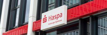 Haspa-Filiale: Die Sparkasse muss ein Immobiliendarlehensvertrag rückabwickeln.