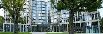Sitz der Allianz GI in Frankfurt: Die Fondsgesellschaft meldet aktuell zwei Neuzugänge in seinem globalen Rententeam.