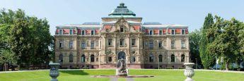 Der Bundesgerichtshof in Karlsruhe: Die Richter dort müssen nun über die Pfändungssicherheit der Riester-Rente entscheiden.