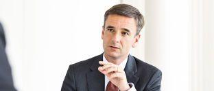 Heinz-Peter Roß, Vorstandsvorsitzender der Run-off-Plattform Viridium.