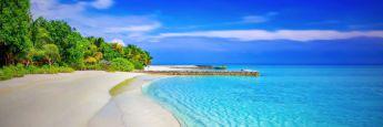 Sehnsuchtsort Strand: Paradiesische Zustände wie an diesem Strand finden Anleger am Kapitalmarkt derzeit selten vor.