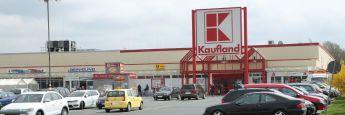 Kaufland-SB-Warenhaus in Holzminden: Das Fondsobjekt.