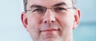 Hans-Jörg Naumer, Chefanalyst bei Allianz Global Investors: Die Volatilität wird zunehmen.