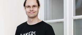 Tuomas Toivonen: Der Fintech-Chef sieht Vorteile bei Kooperationen zwischen Start-ups und der traditionellen Finanzbranche.