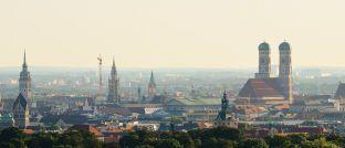 München-Panorama: Das Landgericht München hat die bayerische Mietpreisbremsenverordnung gekippt.
