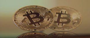 Bitcoins: Anleger fürchten eine Blase.
