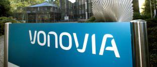 Eingang der Vonovia-Verwaltung in Bochum: Der deutsche Wohnungskonzern will mit der österreichischen Buwog fusionieren.