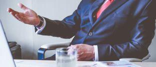 Die Führungskräfte hierzulande bleiben laut Ifo-Geschäftsklima-Index optimistisch.