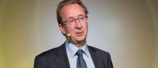 Mag britische Unternehmensanleihen: M&G-Manager Richard Woolnough