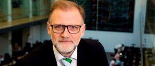 Ib Fredslund Madsen, Chefstratege der dänischen Jyske Bank Gruppe