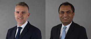 Stuart Davies und Vikas Kapoor managen den neuen Fonds von Alliance-Bernstein.