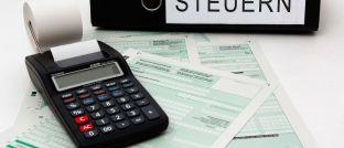 """Steuererklärung: Die Abgaben an den Staat sind """"der Feind Ihrer Rendite"""", sagt Thorsten Polleit, Chefvolkswirt bei Degussa Goldhandel."""