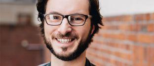 Ist Leiter der Produktentwicklung bei Fairr.de: Alexander Kihm.