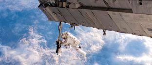 Astronauten-Perspektive: Der MARS 10 UI nutzt den gesamten Kosmos an Aktienund Anleiheindizes.