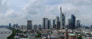 Frankfurt gilt als Finanzhauptstadt: In Zukunft wird es schwieriger für die klassischen Dienstleister des Finanzsektors.