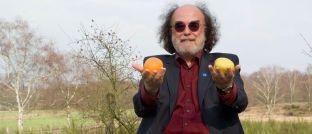 Der Bart ist geblieben, das Haupthaar nicht so: Ökoworld-Vorstand Alfred Platow wirbt seit nunmehr Jahrzehnten für nachhaltige Geldanlagen