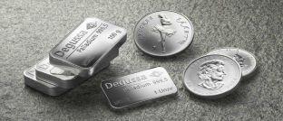 """Palladium: Das silberweiße """"Übergangsmetall"""" war mit einem Plus von 45 Prozent das Edelmetall mit dem stärksten Preisanstieg im vorigen Jahr."""