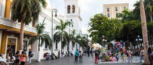 Veracruz, Mexico.