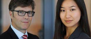 """Joël Le Saux, Leiter Japan-Aktiein und Portfoliomanager, und Yoko Otsuka, Analystin, von SYZ Asset Management: """"Angesichts der Marktlage wäre es höchst riskant, den richtigen Zeitpunkt für eine Rotation zwischen Anlagestilen und Marktkapitalisierungen abzupassen."""""""