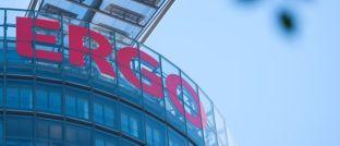 Der Büroturm der Ergo-Zentrale in Düsseldorf: Die Lebensversicherungsbestände des Versicherers verwaltet er künftig zusammen mit IBM auf einer gemeinsamen Run-off-Plattform.