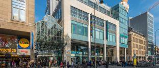 Fondsobjekt der Deka in Köln: Offene Immobilienfonds halten nach wie vor viel Pulver trocken.